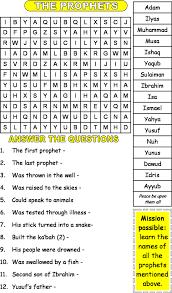 Musalla Kidz newsletter - Muslim children Islamic information and ...