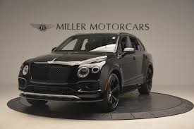 2018 bentley for sale. perfect sale new 2018 bentley bentayga black edition  greenwich ct intended bentley for sale 8