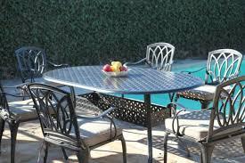outdoor living cast aluminum cbm patio