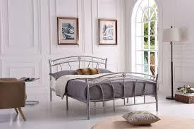 images bedroom furniture. KELSEY TWIN BED SILVER Images Bedroom Furniture