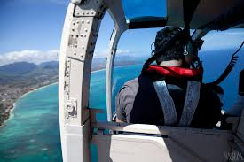 doors off helicopter tour on oahu hawaii