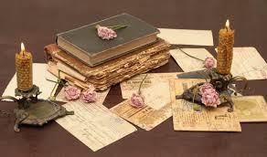 Resultado de imagem para livro velhos aberto com flores