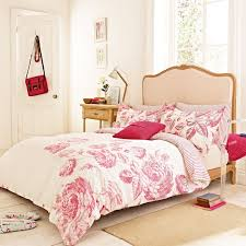 charlotte thomas anastasia duvet cover in dark pink intended for awesome property pink duvet cover remodel