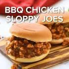 bbq chicken sloppy joes