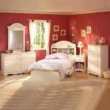 South Shore Summer Breeze 3 Piece Kids Twin Bookcase Bedroom Set in ...