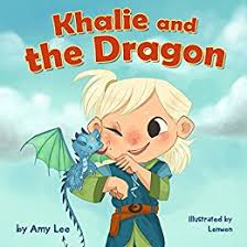 book for kids khalie and the dragon rhyming poems children s picture