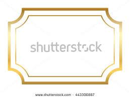 black and gold frame png. Simple Black Frame Png And Gold Ornate Border