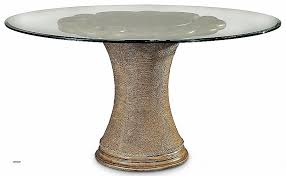 60 inch round glass top dining table amazing pedestal bases for tables awesome throughout 17