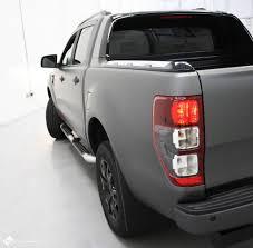 Ford Ranger - 3M Matte Metallic Grey Personal Vehicle Wrap Project