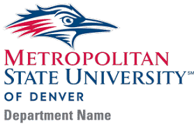 Formal Logo | Brand Central | MSU Denver