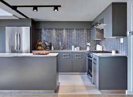 Kitchen:Grey Contemporary Kitchen Designs For Modern Kitchen Apartment best contemporary  kitchen designs ideas