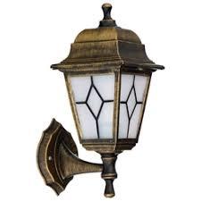 «<b>Светильник уличный настенный DUWI</b> Riga бра вверх/вниз ...