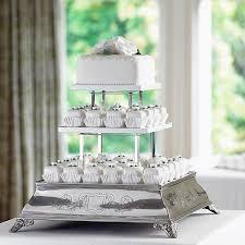 Fondant Fancy Wedding Cake Bettys