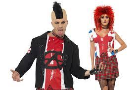 how to dress like an 80s punk costume ideas