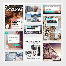 Social Media Design Templates The Mod Blog Social Media Design Templates Bmays Design