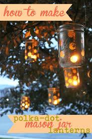 diy outdoor lighting. DIY Outdoor Lighting Idea With Mason Jars Diy A