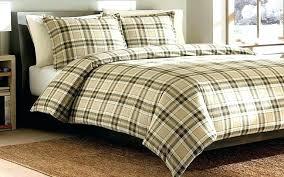 flannel duvet cover king flannel duvet covers plaid cotton flannel duvet cover set flannel duvet cover