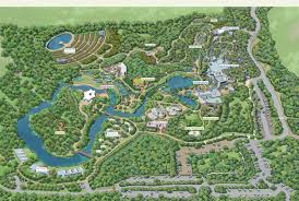Visitor Map Peninsula Hot Springs