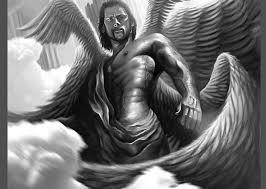 lucifer angel form the day lucifer showed up
