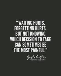 Tough Decisions Life Quotes. QuotesGram via Relatably.com
