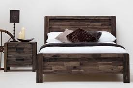 farmhouse bed frame. Interesting Farmhouse Chester Solid Teak Wooden Farmhouse Bed Frame Double King Size And Frame N