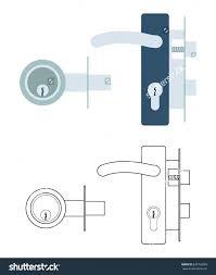 Broken Door Locks Mechanism Introduction Fixing A Broken Car Door