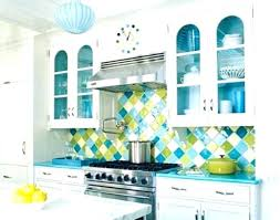 colorful kitchen design. Outstanding Colorful Kitchen Cabinets Ideas Design With D