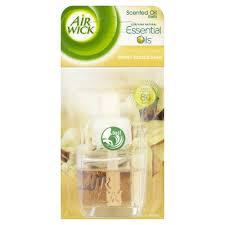 air wick vanilla bean plug in air freshener refill 17ml image