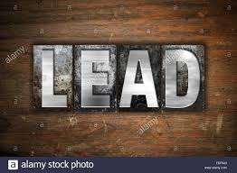 Image result for lead word