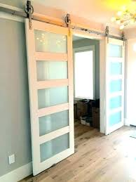 interior barn doors for interior barn door for solid glass 3 paneled doors and interior barn doors