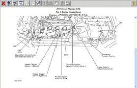 2005 nissan pathfinder crankshaft sensor wiring diagram for car nissan x trail wire harness in addition engine knock sensor location 2004 mazda 3 2 moreover