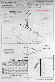 Uk Aerodrome Charts Raf Leconfield Historical Approach Charts Military