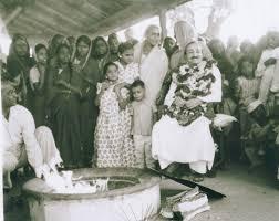 MEHER BABA DHUNI AT MEHERABAD