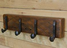 Train Coat Rack Rustic coat rack with shelf wall hanger with 100 by TumbleweedCabin 15