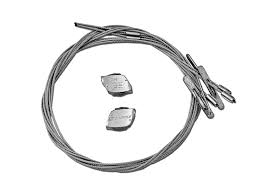 Howard Lighting High Bay Howard Lighting Hf Wch 2 Wire Cable Hanging Kit For High Bay