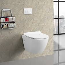 Swiss Madison Sublime Wall Hung Toilet Bowl, White - Free Shipping Today -  Overstock.com - 20485789