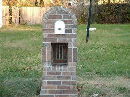stone mailbox designs. Brick Mailbox Plans Builders Near Me Design Pictures . Stone Designs