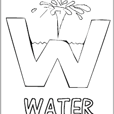 Water Cycle Coloring Page Water Cycle Coloring Water Coloring Pages