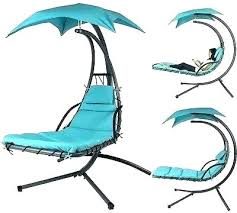 Hanging lounge chair Chaise Lounger Flowerhouse Hanging Lounge Chair