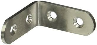 stainless steel brackets. Pcs Right Angle Stainless Steel Corner Bracket For Brackets