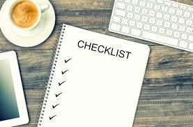 A Preconception Checklist