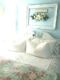 Blue And White Shabby Chic Bedroom Furniture Pale Bedrooms Vintage ...