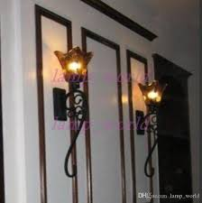 cheap industrial lighting. Online Cheap Industrial Wall Sconce Antique Black China Hotel Lamp  Retro Lighting Large Wrought Iron Lamps Indoor By Lamp_world Cheap Industrial Lighting L