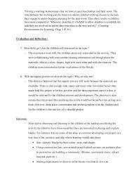 observation early childhood essay homework study hall observation early childhood essay