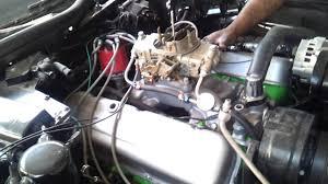 84 box chevy 454 motor running - YouTube