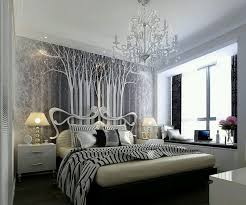Silver Grey Bedroom Design