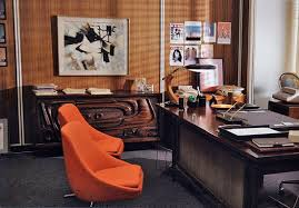 don draper office. Don Draper\u0027s Guest Chairs - I Have Some Like This Can Reupholster! Draper Office