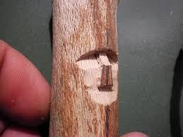 Wood Carving Dremel Wood Spirit Carving Tutorial Very Pic Heavy Darvodelstvo