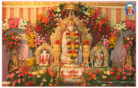 Image result for images of shirdisaibaba with flowers