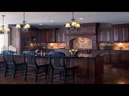 Cabinet And Lighting Backsplash Ideas For Dark Cabinets And Light Countertops Cabinet Lighting